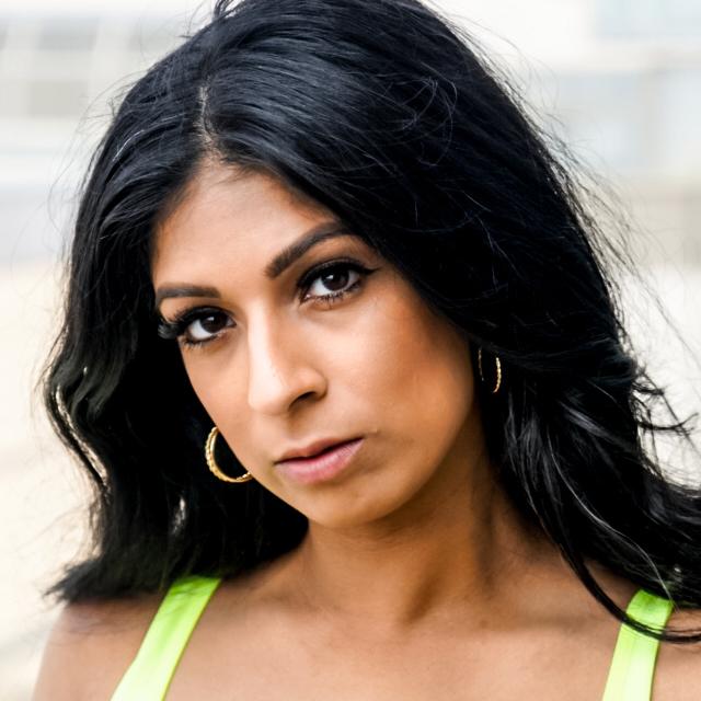 Sarah Dharshi